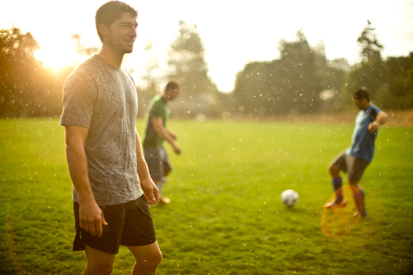 Why Wool in the Summer - Soccer